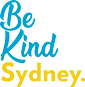 Be Kind Sydney Logo