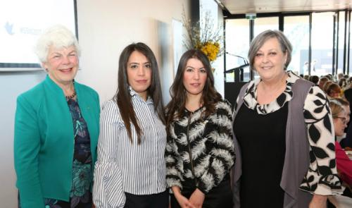 Iraqi women helped by SWF share their story of hope