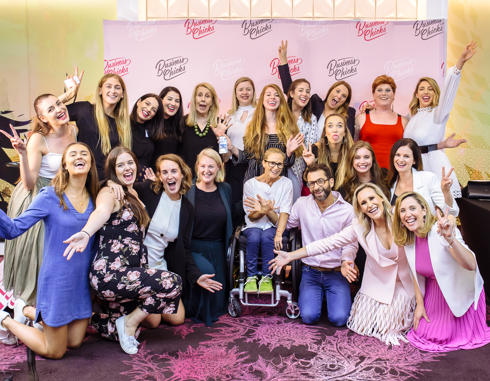 IWD2019 – Business Chicks