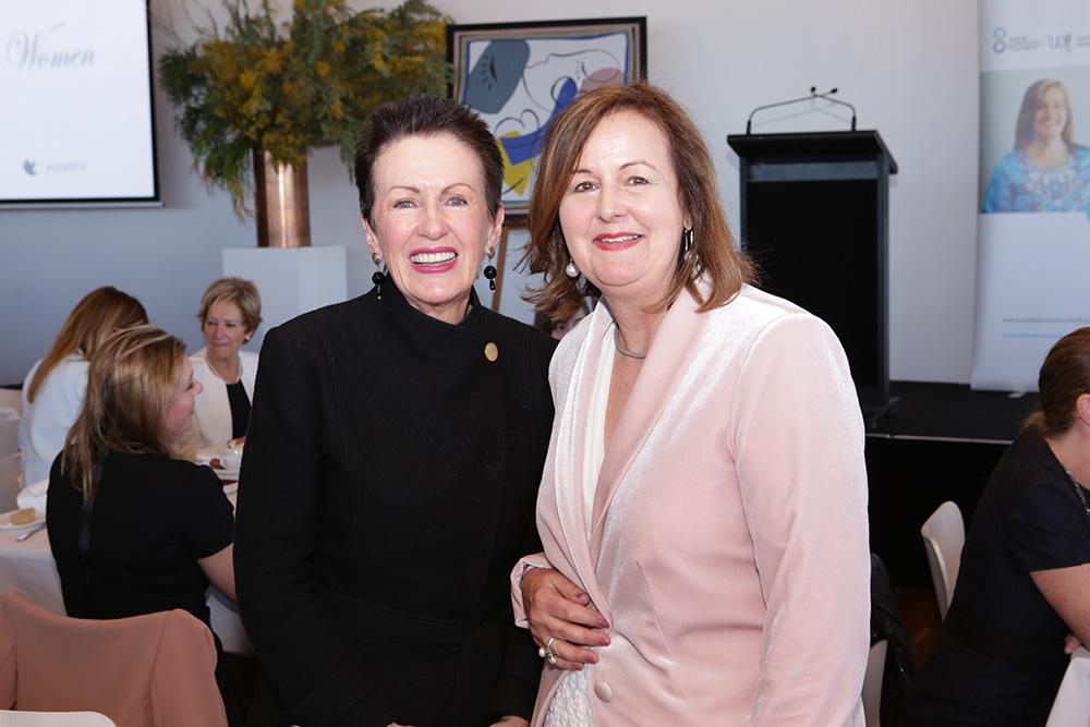 Sydney Women's Fund, Jane Jose, Sydney Community Foundation, The Lord Mayor of Sydney, Clover Moore, City of Sydney, Saluting Sydney Women, Sydney Women's Charity