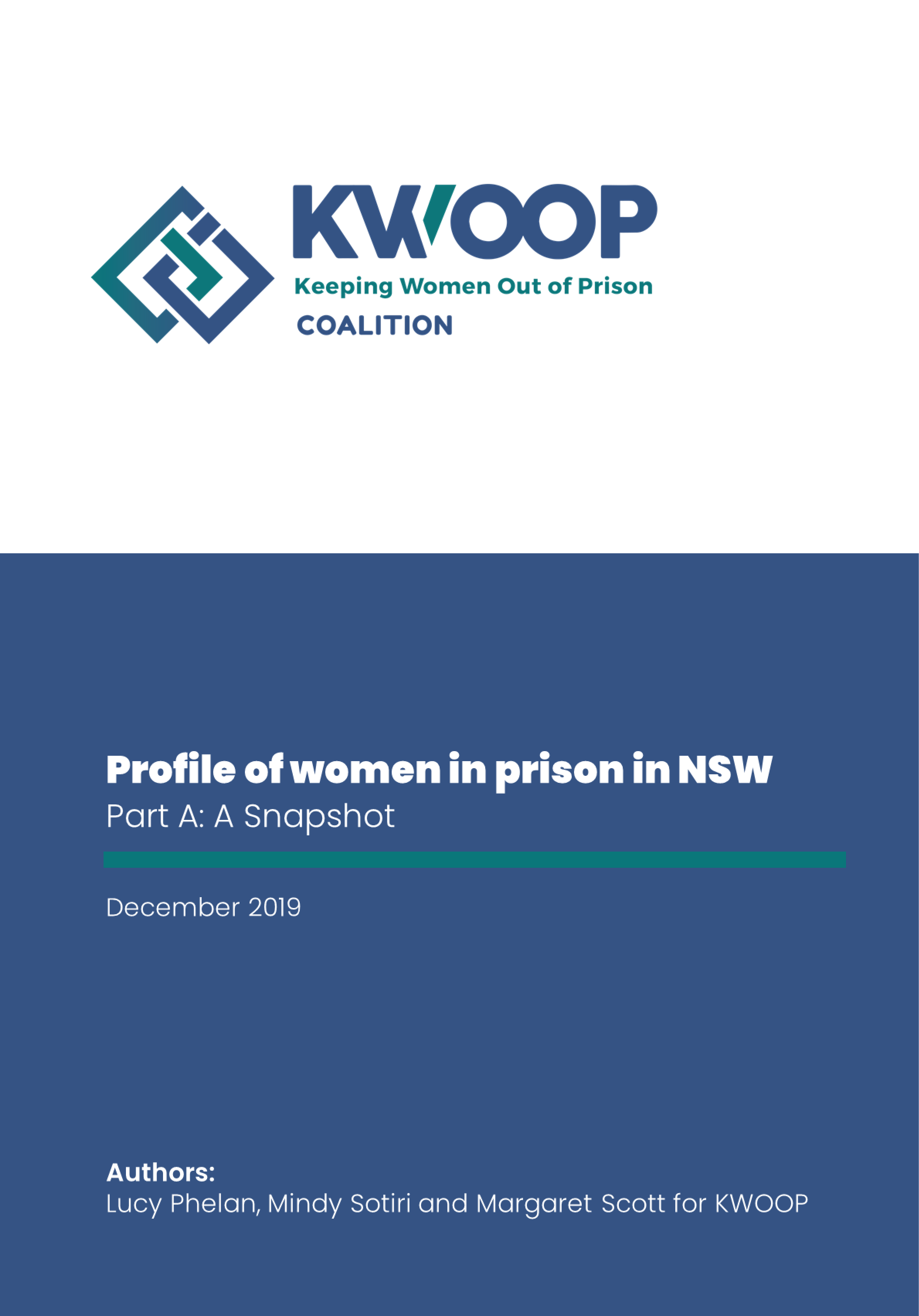 Keeping Women Out of Prison, June Oscar, Prison NSW, Women Prison NSW, Justice NSW, Rosalind Strong,