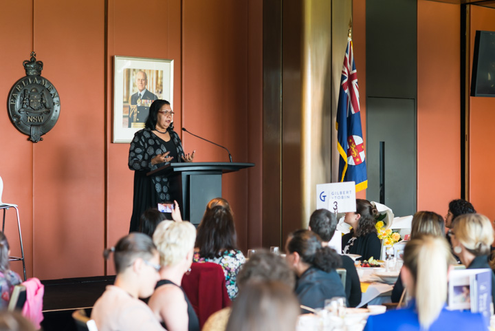 June Oscar, Sydney Community Foundation, NSW Parliament, Women in prison, Human Rights Commission, Kwoop