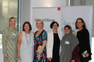 Sydney Women's Fund, Sydney Women's Giving Circle, Julia quinn, Jane Jose, Catherine Fox, Virginia Briggs, Kate Cato, Minter Ellison