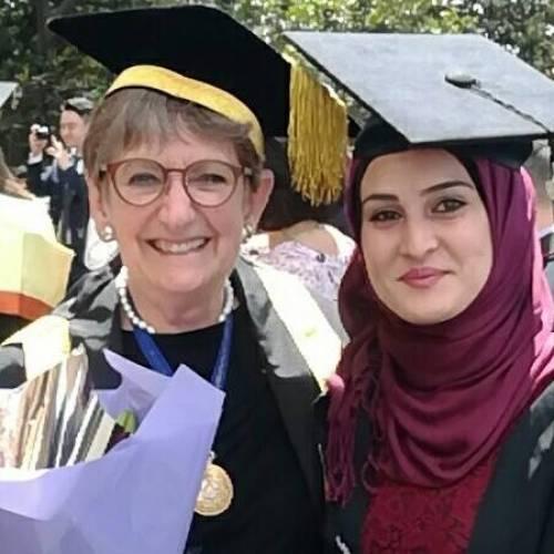 Dorothy Hoddinott AO starts Refugee Scholarship Fund