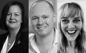 Insight by The office space, Jane Jose, Hamish Balnaves, Clare Ainsworth, Philanthropy Sydney, Surry Hills Event