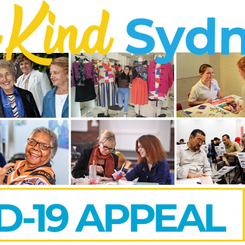 SMH 'Be Kind Sydney: new appeal plugs the gap in giving'